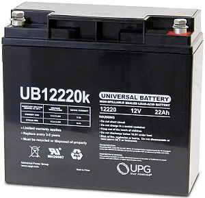 Batteries And Battery Packs For Electric Scooters And