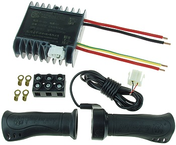 60 Volt Electric Scooter Speed Controllers