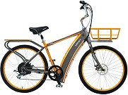 IZIP E3 Metro Men's Electric Bicycle