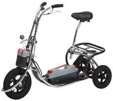 Electric Bikes 3 Wheels The Bikit Rockit three wheel