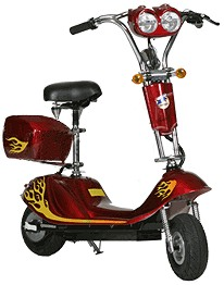 Boreem Jia S-350 Electric Scooter
