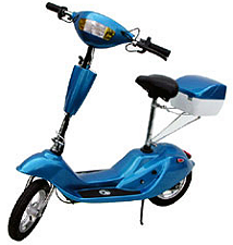 Bravo E12 Dolphin Electric Scooter