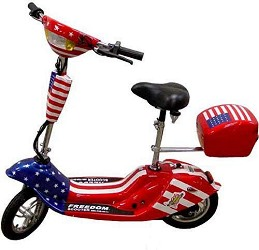 Freedom 644 36 Volt Electric Scooter