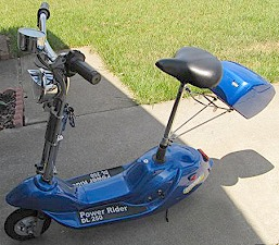 Power Rider DL 250 Electric Scooter