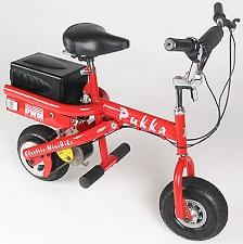 Pukka 174 Gx400c Electric Mini Bike Parts