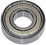 6001Z / 6001ZZ Shielded Wheel Bearing