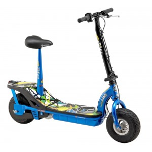 Currie Motor Scooters - Electric and Gas Scooters
