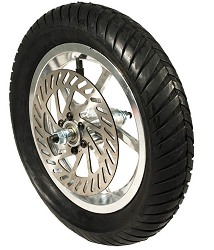 Electric Scooter Wheels And Rims Electricscooterparts Com
