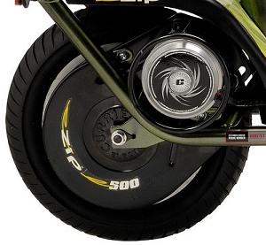 Tire Repair Kit >> eZip E-500 Electric Scooter - ElectricScooterParts.com