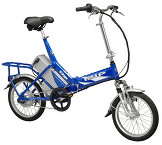IZIP EzGo Electric Bicycle