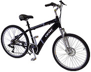 IZIP Trailz Enlightened Electric Bicycle