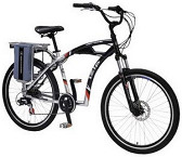 IZIP Urban Cruiser Electric Bicycle