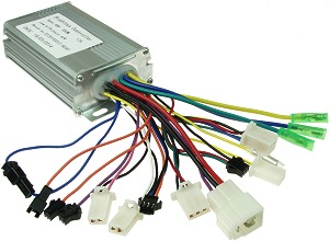48 volt electric scooter speed controllers 24 Volt System Wiring