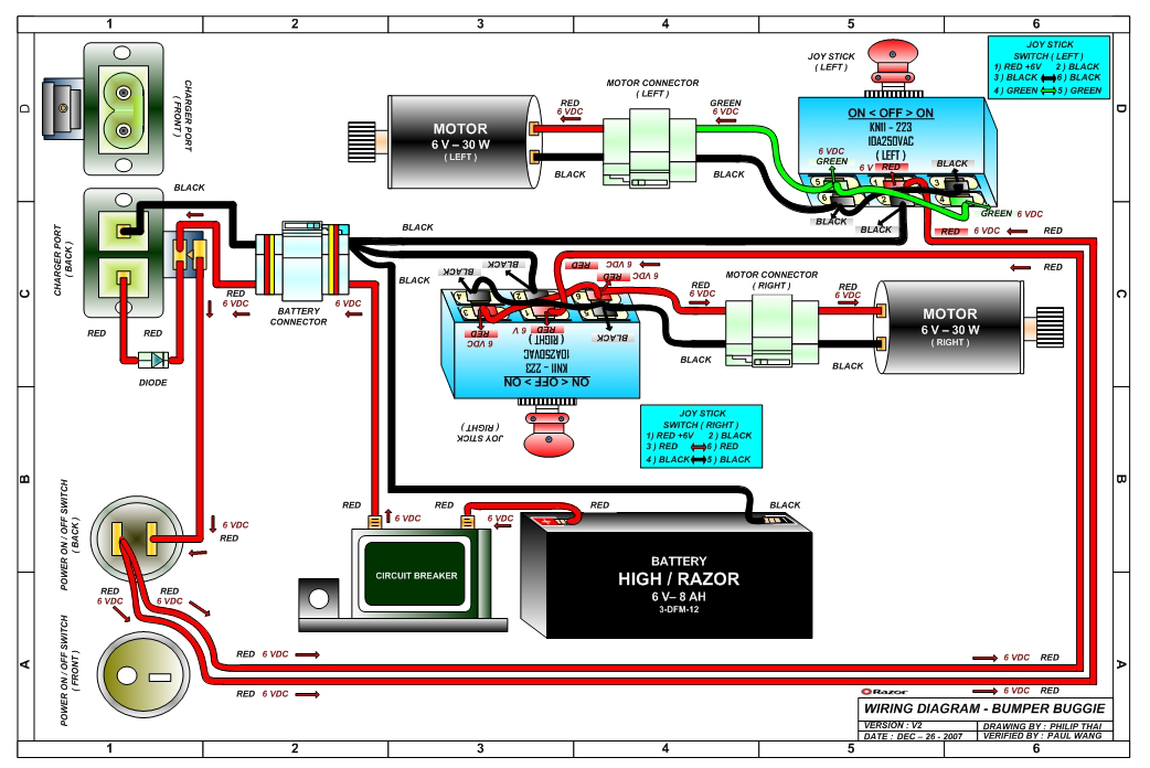 pride mobility wiring diagram with Razorbumperbuggie on Wiring Diagram For Gy6 Scooter Engine as well 21843766 likewise Invacare Electric Wheelchair Parts Diagram as well Razore100 besides Electric Scooter Wiring Diagrams Pride Jet 3.