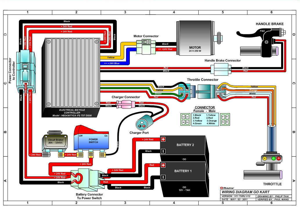 razor ground force wiring diagram v11 12 diagrams 600243 rth111b wiring diagram honeywell rth111 wiring  at edmiracle.co