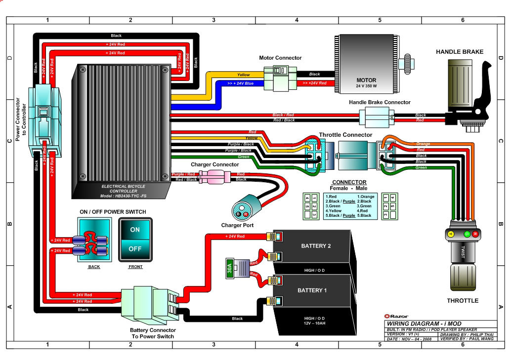 razor imod electric scooter parts electricscooterparts com auto parts wiring diagram auto parts wiring diagram auto parts wiring diagram auto parts wiring diagram