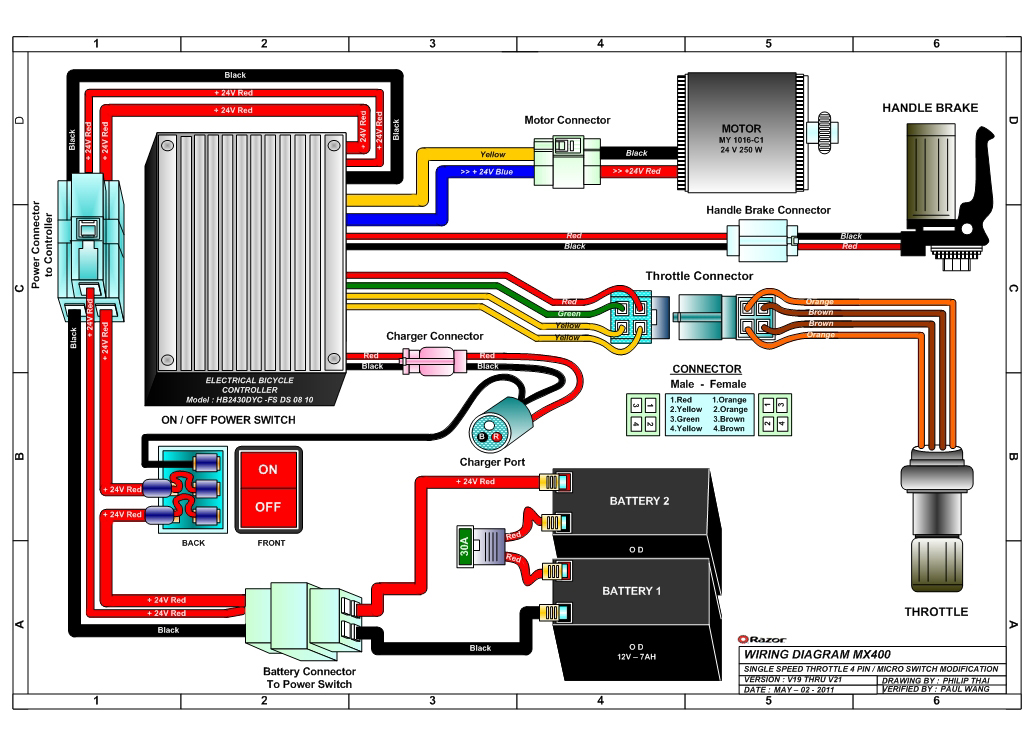 Motorcycle Wiring Diagrams Motor Repalcement Parts And Diagram