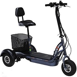 IZIP Scoot-E 3-Wheel Electric Scooter Parts