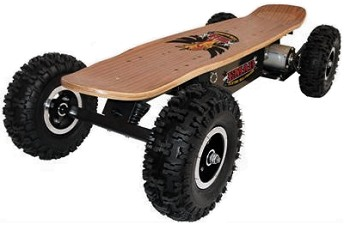 EMAD 800 Watt Dirt Rider Electric Skateboard Parts  ElectricScooterParts.com