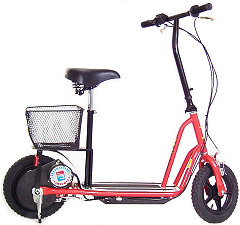 Currie Phat-E Electric Scooter