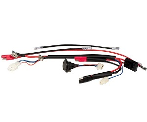 ezip electric scooter parts com scooter wiring harness for ezipacircreg 750 and e 750 electric scooter scooter wiring harness for the ezipacircreg 750 and e 750 electric scooter