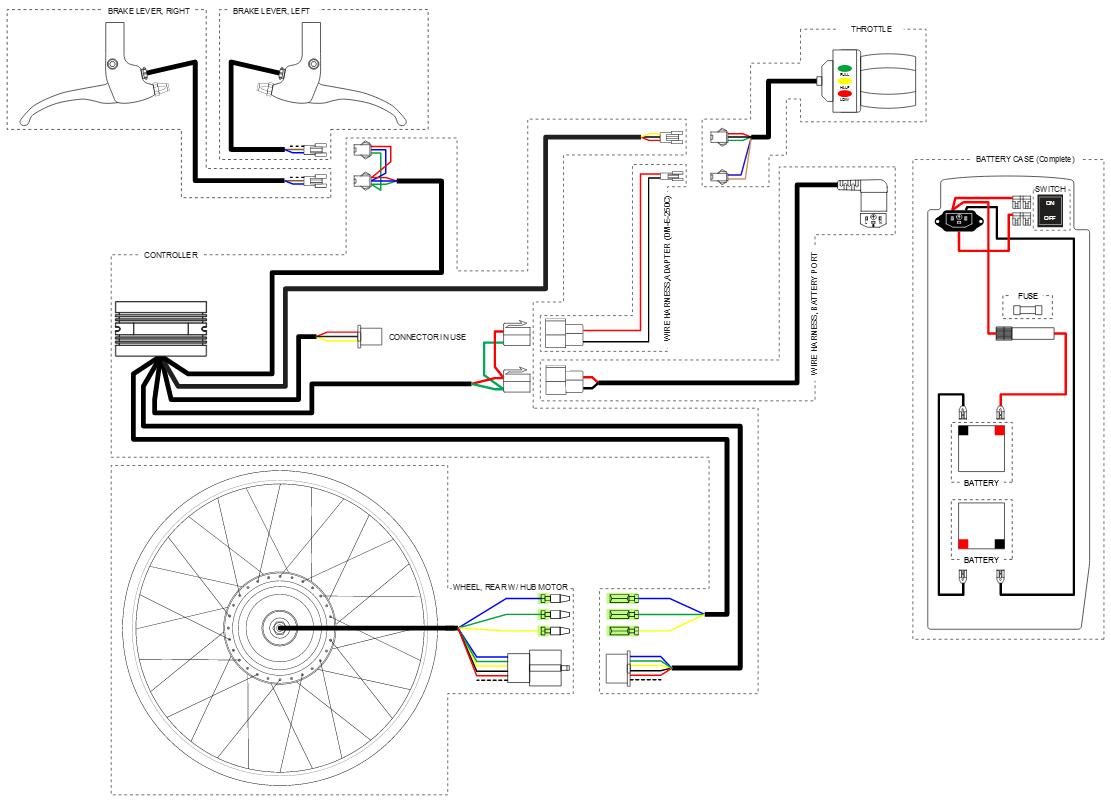 Izip Ezgo Electric Bicycle Parts